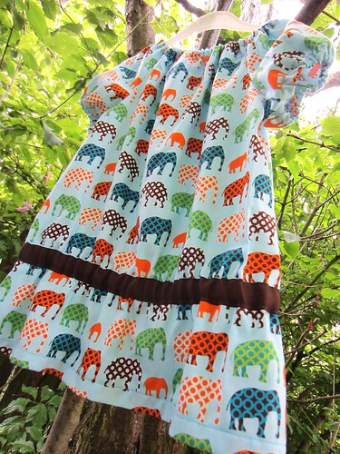 elephant tunic waistband