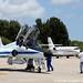 02 Crew arrival - Photo Credit: Michele Famiglietti AMS02 Collaboration