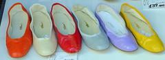 BALLERINE (aldofurlanetto) Tags: ballet color art leather shoe dance ballerina shoes dancer flats slippers balletslippers balet ballerinas balett ballerine balerina baletki cvicky baletka baletky