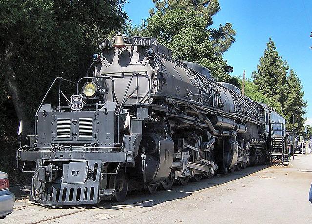 蒸気機関車とかの画像が集まるスレ