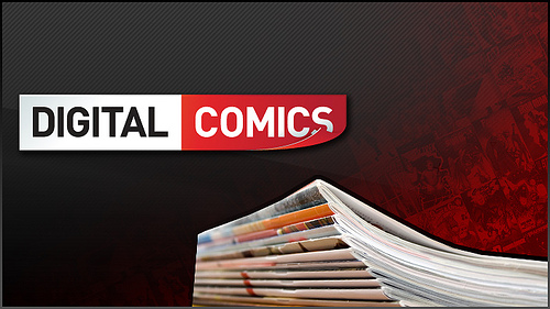Digital Comics 6-15-11