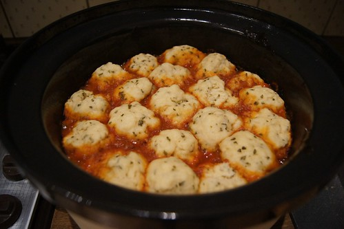 Beef Goulash And Dumplings Slow Cooker Recipe Planning With Kids