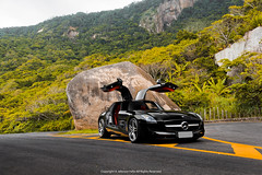 Mercedes-Benz SLS AMG (Jeferson Felix D.) Tags: mercedes benz sls amg mercedesbenzslsamg mercedesbenzsls mercedesbenz canon eos 60d canoneos60d 18135mm rio de janeiro riodejaneiro brazil brasil worldcars photography fotografia photo foto camera