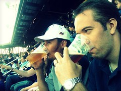 Mets fans have nothing to be happy about these days. (yerko) Tags: beer jlo mets zigzag