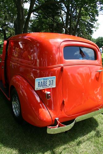 1937 Chevy Panel