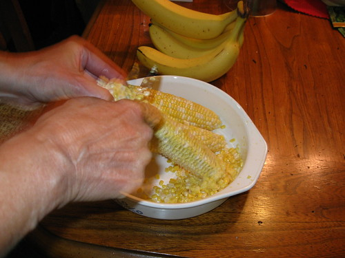 Scraping the Cob for Cream