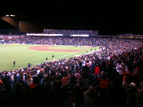 SF Giants v. San Diego Padres