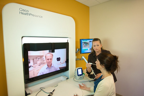 Cisco HealthPresence Virtual Clinic
