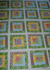 Missouri Star Log Cabin Quilt (nattybobatty) Tags: quilts deniseschmidt katiejumpsrope