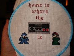 filled in (Chickpea981) Tags: kirby crossstitch nintendo mario gift link zelda nes megaman 80skid oldschoolnes nintendocrossstitch