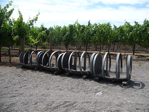 Napa Valley Bike Racks