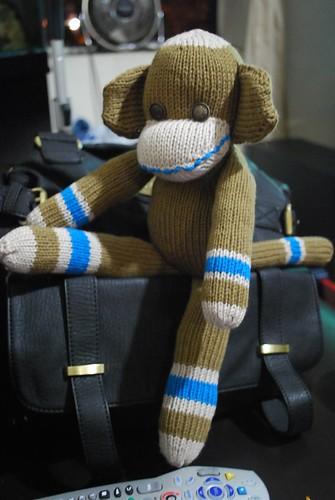 Fwed the Monkey 001