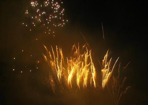 Fuegos Artificiales Sanfermin 2009 5