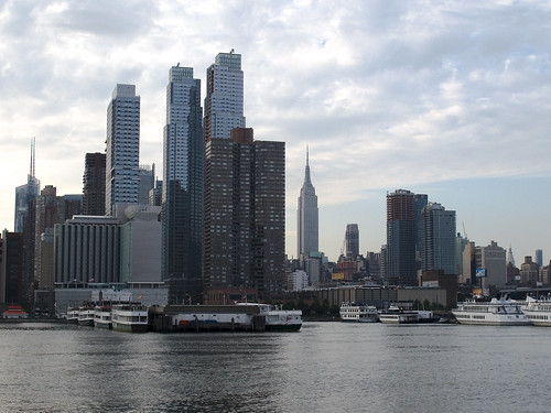 Midtown Manhattan from Hudson by you.