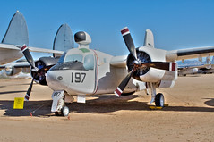 grumman s2f-1 tracker (Matt Ottosen) Tags: arizona museum airplane nikon raw tucson space aviation air pima single tracker hdr grumman d90 pimaairspacemuseum photomatix pasm singleraw s2f1 upcoming:event=1420165