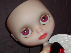 Bella..newborn eyes
