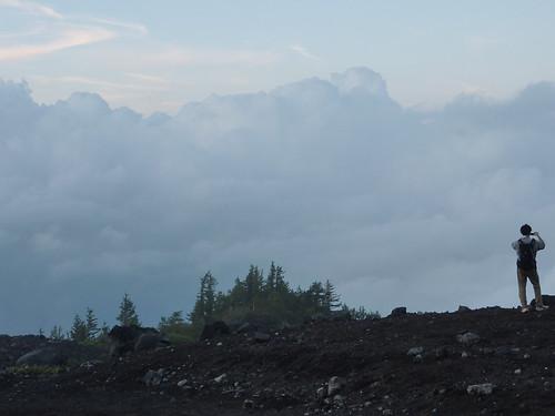 Subida al Fuji 5