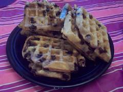 Whoopie!  Waffles!