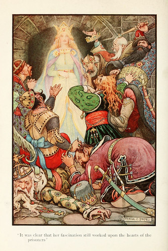 004-The Russian story book 1916- Frank Pape Cheyne