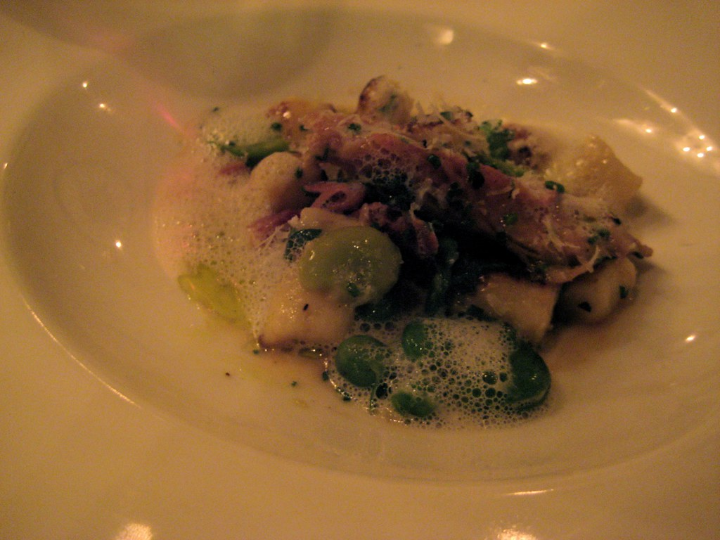Gnocchi at Fish & Farm