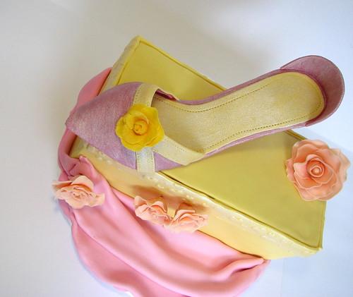The Elegant Shoe Box