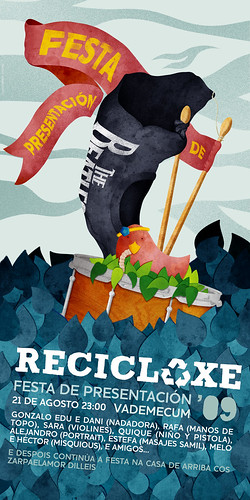 Reciclaxe Cartel Festa B