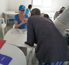 UNHCR News Story: Djibouti : refugees grasp security in their hands with new ID cards (UNHCR) Tags: africa camp news refugees id westafrica migration information unhcr hornofafrica newsstory djibouti migrants unrefugeeagency aliaddehrefugeecamp onars