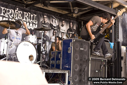 Warped Tour 041 Saosin