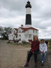 IMG_0790 (ericvdb) Tags: statepark park lighthouse stump lyra vega treestump ludington ludingtonstatepark bigsablepointlighthouse bigsablelighthouse