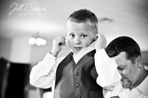 Wedding: August 21, 2009