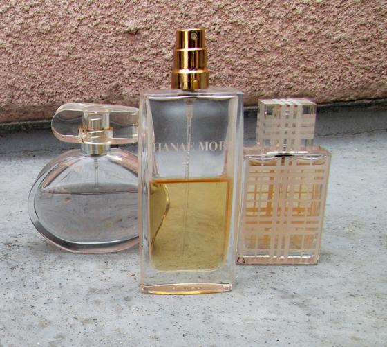 hanae-mori-lacoste-burberry-perfumes
