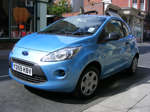 Yeni Ford Ka Resimleri.