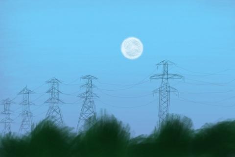 Full moon (Полная луна)