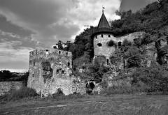 Polish Gate (morugin) Tags: blackandwhite bw castle abandoned canon town photo ruins image polska fortress podolski zamek kamieniec brama eos5d twierdza kresy medievial podole morugin polishgate kamjanetspodolsky