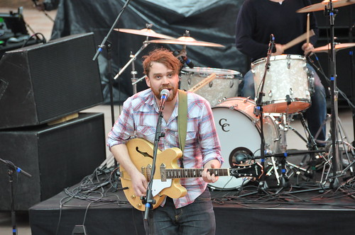 Frightened Rabbit @ Monolith