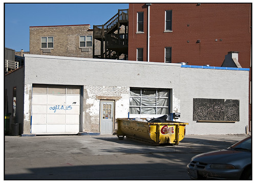 Former Pontiac Cafe Location