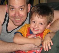 Dad and Moop