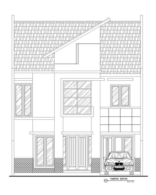 Rumah Type 12 x 9 by infobangunrumah1704