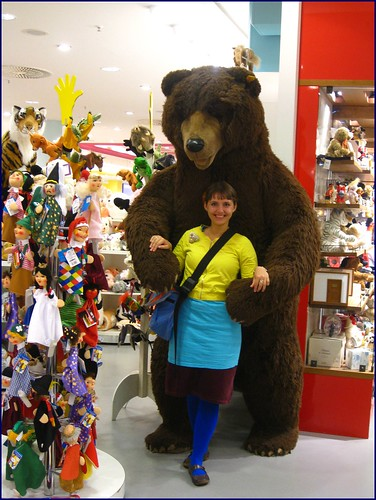 Bear and I