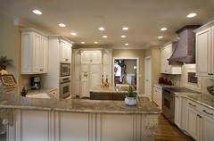 Bill's kitchen after