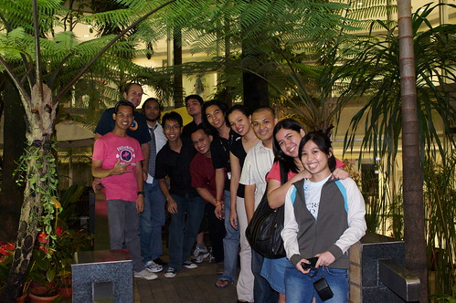 Campus representatives in the Philippines