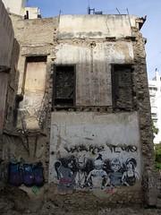 CIMG3048 (neppanen) Tags: art graffiti athens greece exarhia discounterintelligence sampen