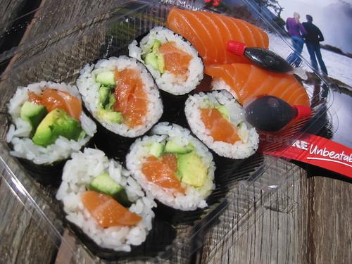 Sushi Manuka