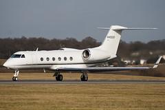N450XX - Stephenson Air Services - Gulfstream G450 - Luton - 090220 - Steven Gray - IMG_9692
