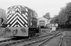 03037 British Oak 2 (Adam D Swift) Tags: oak diesel 03 wakefield british shunter ncb crigglestone ncboe