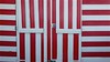 Beach Hut, Whitstable (peter barwick) Tags: red white stripes beachhut whitstable