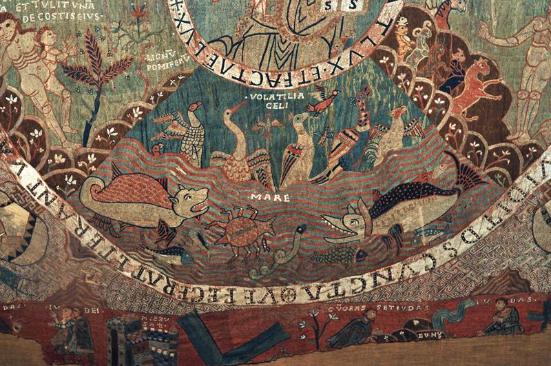 Росписи в средневековье