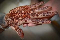 Beautiful color on Bride from San Antonio (mehenditime) Tags: color feet sanantonio bridal henna mehendi mehndi heena mehandi mehndicolor weddinghand