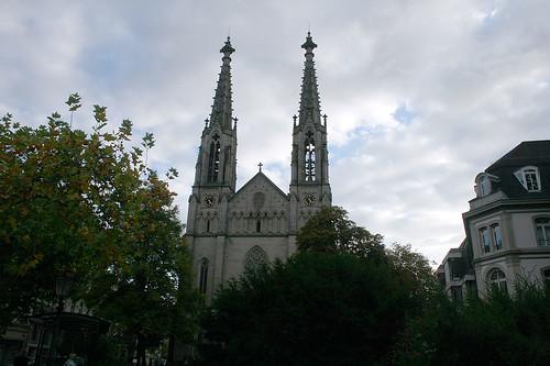 Stadtkirche am Augustaplatz