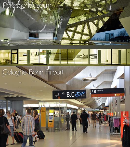 porsche museum cologne bonn airport